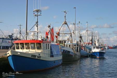Hanstholm Hafen