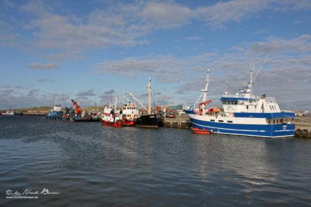 Hvide-Sande Hafen