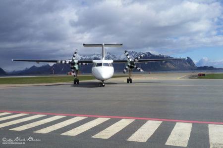 Svolvær Lufthavn