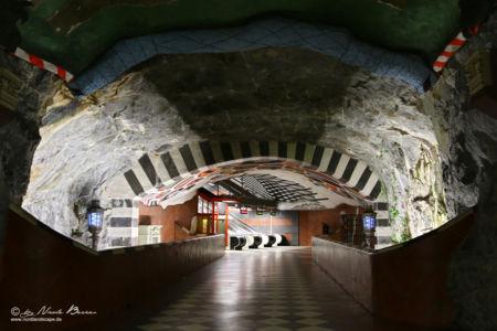 Tunnelbana Kungsträdgården