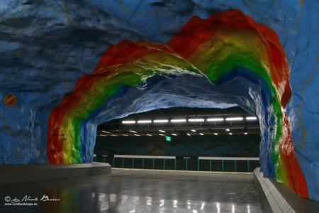 Tunnelbana Stadion