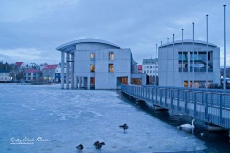 Reykjavik Rathaus